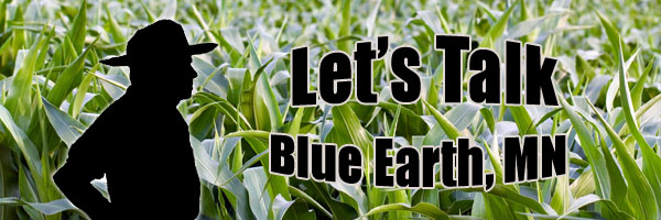 Let's Talk Blue Earth
