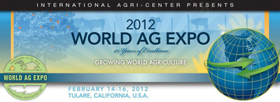 World Ag Expo 2012
